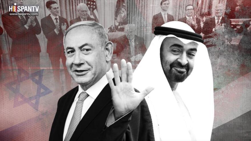 Emiratos Árabes Unidos: el nuevo amigo del sionismo