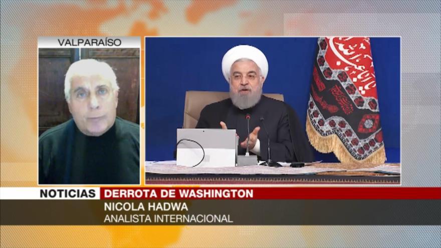 Hadwa: EEUU hace el ridículo con pretensión sobre pacto nuclear