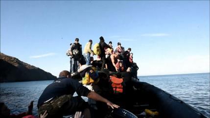 Save the Children critica políticas migratorias de Europa