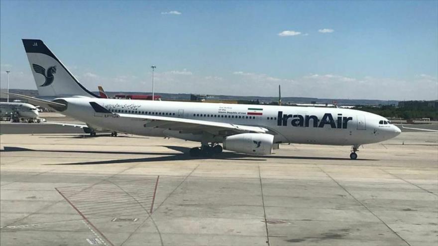 La aerolínea Iran Air ha reanudado sus vuelos a Madrid, capital española, tras 17 años.
