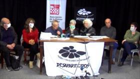 Uruguayos buscan justicia por crímenes de dictadura