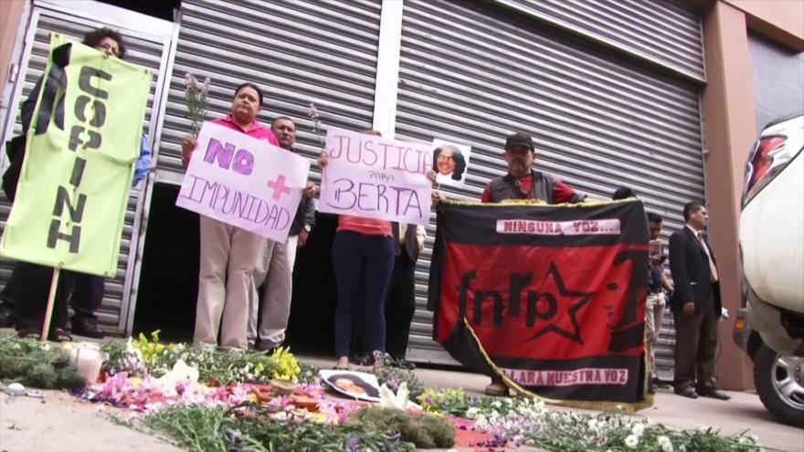 En Honduras envían a juicio a presunto autor de crimen contra Cáceres