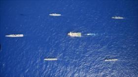 Turquía emite advertencia a Rusia por ejercicios en el Mediterráneo