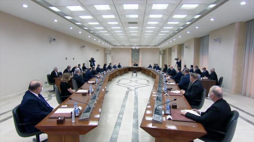 Bashar al-Asad formaliza un nuevo Gobierno en Siria