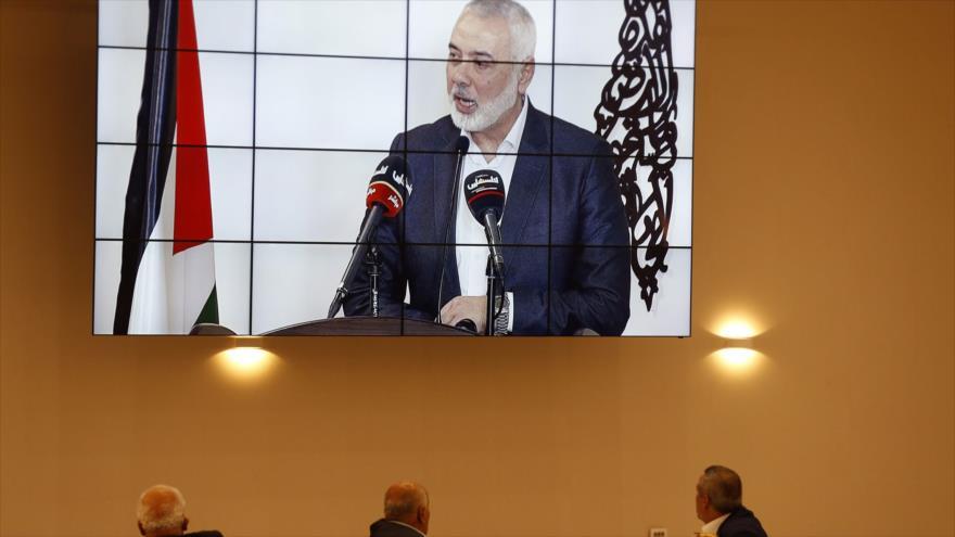 HAMAS pide una coalición fuerte en la región contra EEUU e Israel | HISPANTV