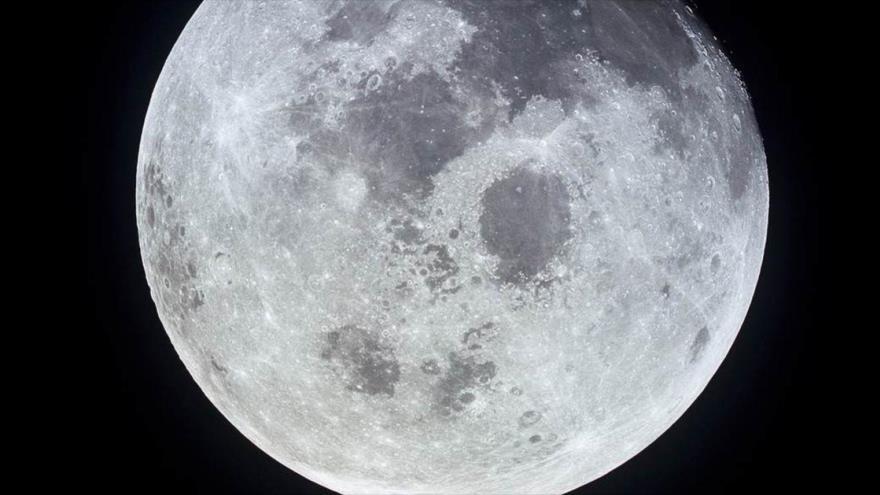 Increíble: Científicos descubren que la Luna se está oxidando | HISPANTV