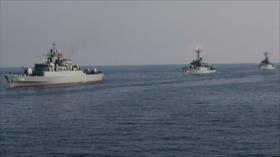 Armada iraní repele ataque pirata a sus petroleros en golfo de Adén