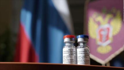 Irán y Rusia iniciarán producción de vacuna contra la COVID-19