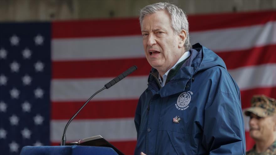 Alcalde de Nueva York amenaza a Trump de llevarlo a juicio | HISPANTV