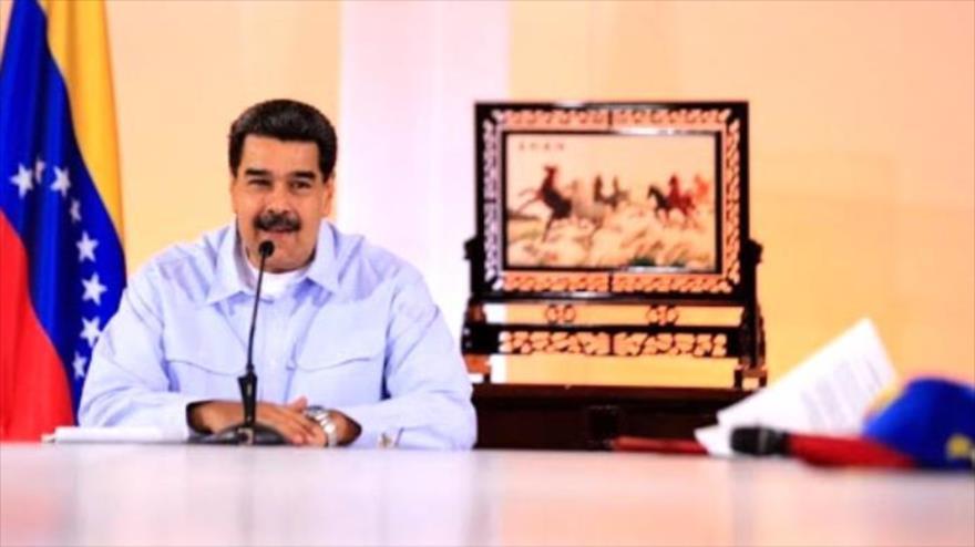 Maduro reta sanciones de EEUU con un nuevo aparato económico | HISPANTV