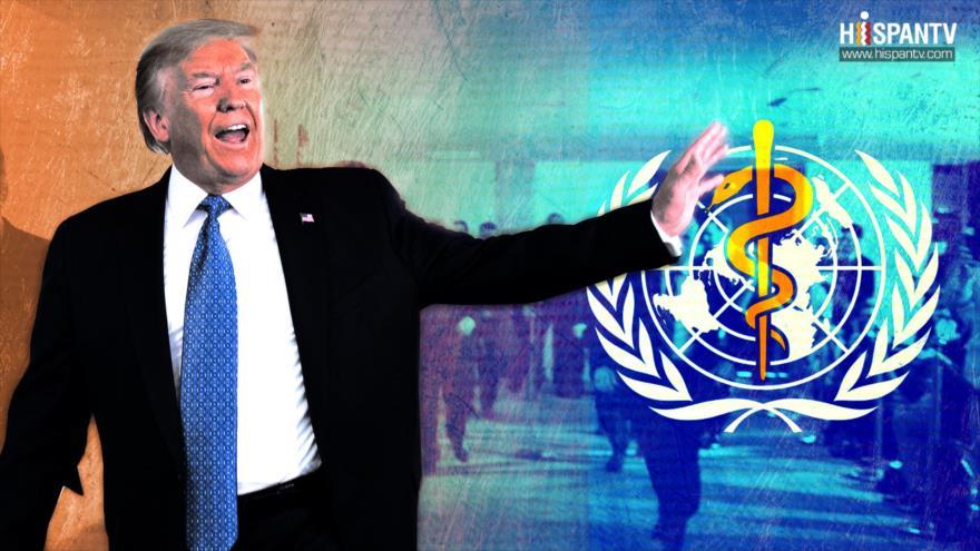 Vídeo: ¿Qué pasa tras el retiro de EEUU de la OMS?