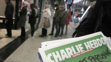 Yihad Islámica condena la profanación del Profeta por Charlie Hebdo
