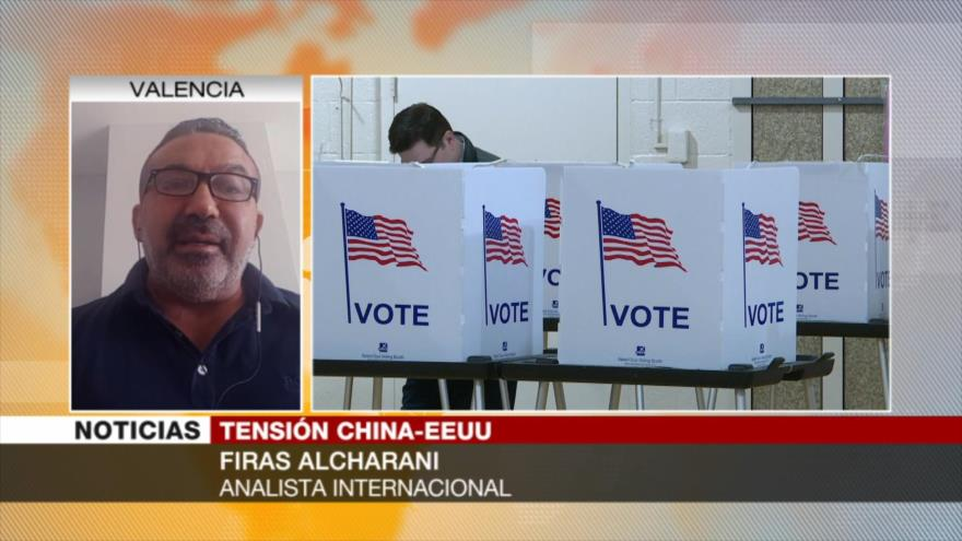 Alcharani: atacar a China es una jugada de Trump por la reelección | HISPANTV