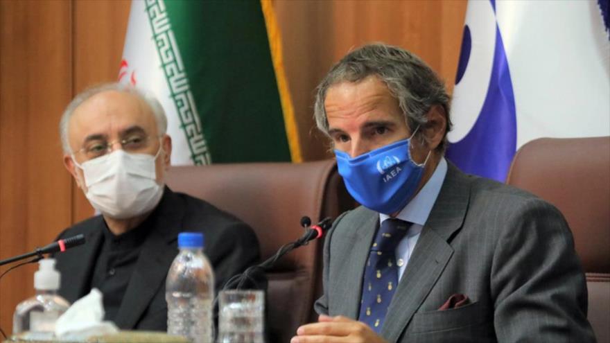 Irán almacena diez veces más uranio enriquecido de lo autorizado   HISPANTV