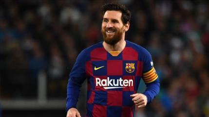 Messi pone punto final: Me voy a quedar en Barcelona