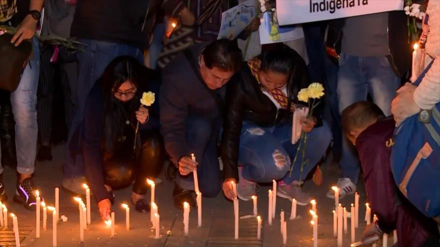 Síntesis: Capítulos sangrientos en Colombia