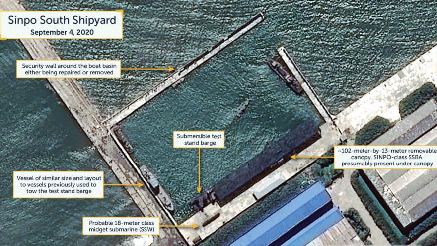 Informe: Corea del Norte planea lanzar un misil desde un submarino | HISPANTV