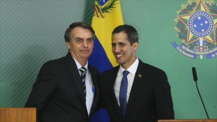 """Brasil declara """"persona non grata"""" a diplomáticos venezolanos"""