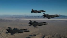 Israel promete impedir venta de cazas F-35 de EEUU a Emiratos