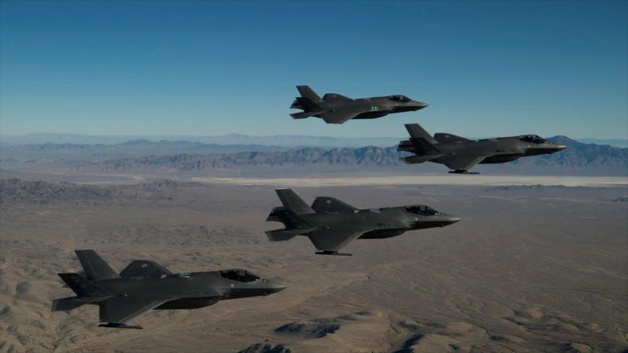 Israel promete impedir venta de cazas F-35 de EEUU a Emiratos | HISPANTV