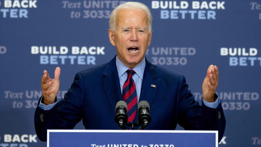 Biden lamenta el desprecio de Trump hacia soldados caídos en guerra | HISPANTV