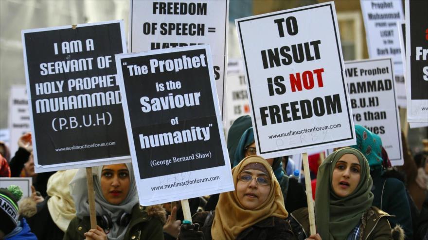 Blasfemar contra el Profeta del Islam incita al odio y extremismo | HISPANTV