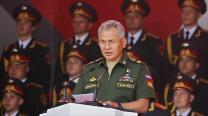 "Rusia ""se ve obligada"" a responder a hostilidades de la OTAN"
