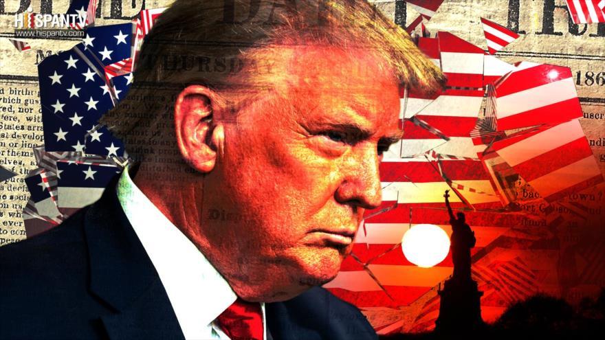 ¿Por qué va en declive la hegemonía de EEUU bajo mandato de Trump? | HISPANTV