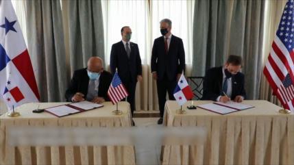 EEUU involucra a Panamá en su conflicto contra China