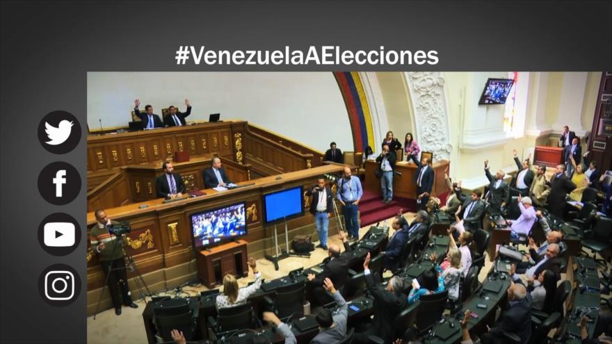 Etiquetaje: Chavismo unido y oposición fragmentada, rumbo a elecciones en Venezuela