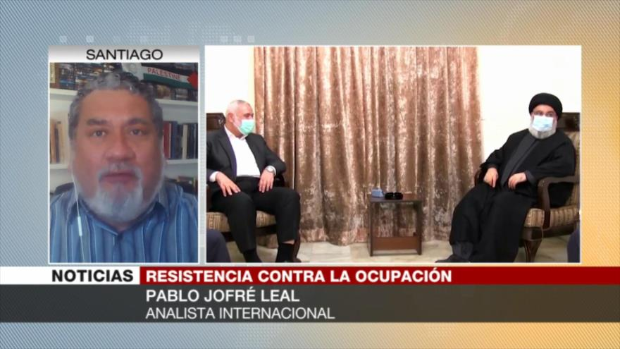 """""""Hezbolá y HAMAS coordinan la lucha contra enemigo sionista"""""""
