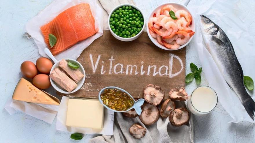 Un estudio vincula la deficiencia de la vitamina D con el riesgo a contraer el coronavirus, causante de la COVID-19.