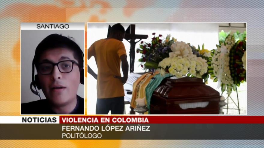 López Ariñez: Duque culpa a terceros de las fallas de su Gobierno