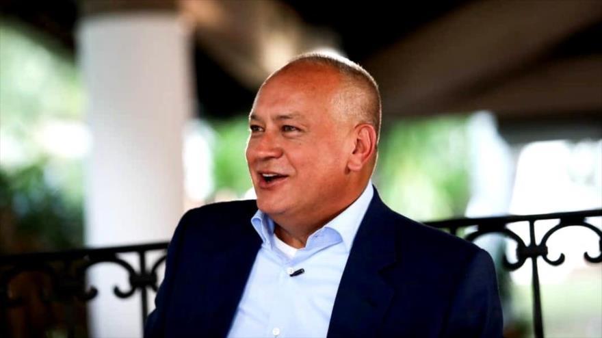 Cabello: Legislativas alejarán escenario bélico de Venezuela