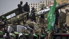 HAMAS: Nos reunimos con Hezbolá para acabar con el proyecto israelí