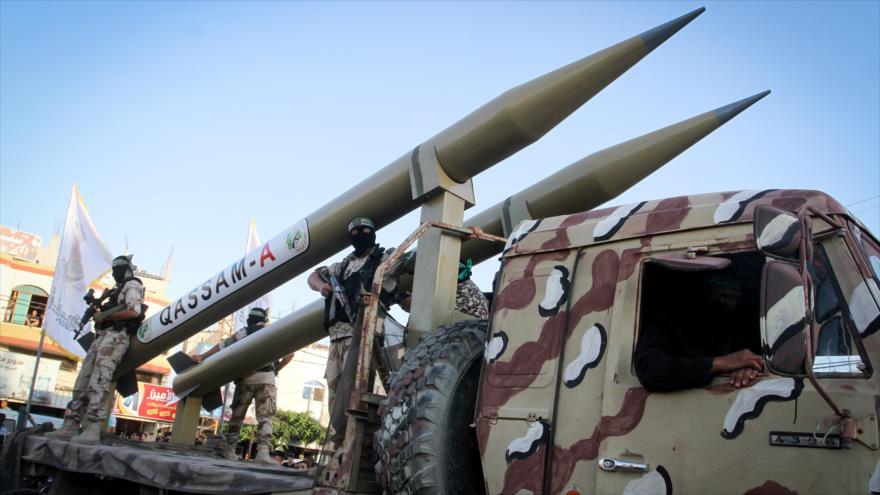 HAMAS advierte a Israel que sus misiles pueden alcanzar Tel Aviv | HISPANTV