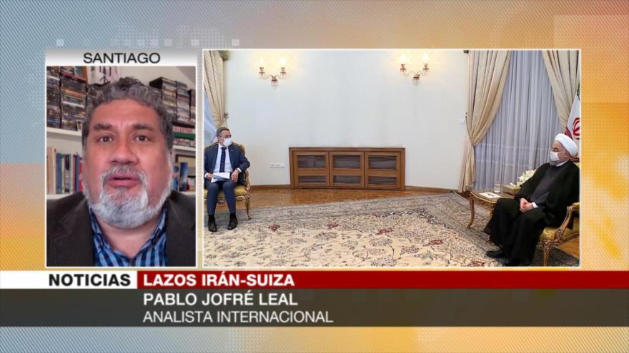 Jofré Leal: Irán ha demostrado que nunca cederá ante presiones