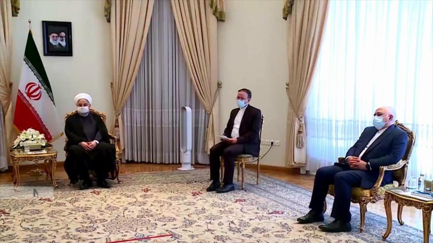Tensión Irán-EEUU. Lazos Rusia-Siria. Caso Khashoggi - Noticias Exprés: 19:30 - 07/09/2020