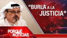 El Porqué de las Noticias: Lazos Rusia-Siria. Asesinato de Khashoggi. Violencia en México