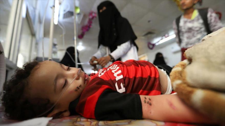 Informe: Arabia Saudí asesinó a 3500 niños en Yemen desde 2015