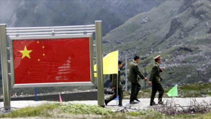 India acusa a China de secuestrar a cinco personas en la frontera