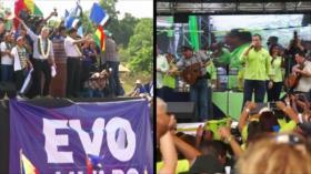 Inhabilitan a Evo Morales y Rafael Correa a participar en elecciones
