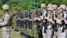 Pyongyang ve como 'amenaza' ejercicios militares de EEUU y Japón