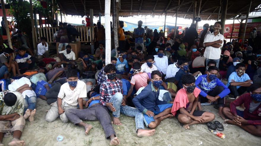 Vídeo: musulmanes Rohingya enfrentan dificultades en La India