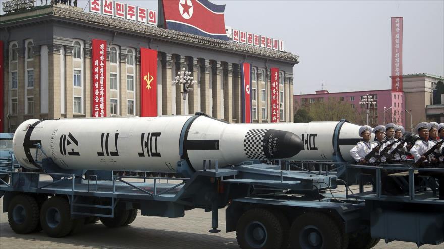 Informe: Corea del Norte está cerca de producir armas estratégicas | HISPANTV