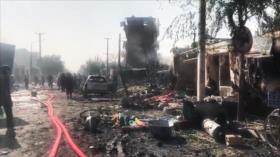 Vicepresidente afgano sale ileso de un atentado con 10 muertos