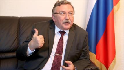 Rusia subraya el fracaso de la política de EEUU hacia Irán