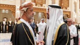 'EEUU y EAU presionan a Omán para acercarse a Israel'