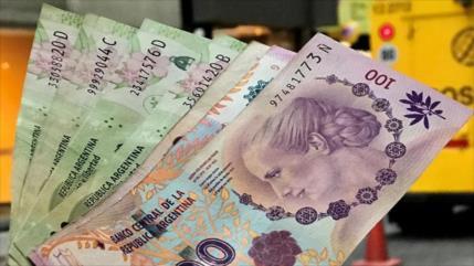 Argentina registra una de las tasas de inflación más altas del mundo