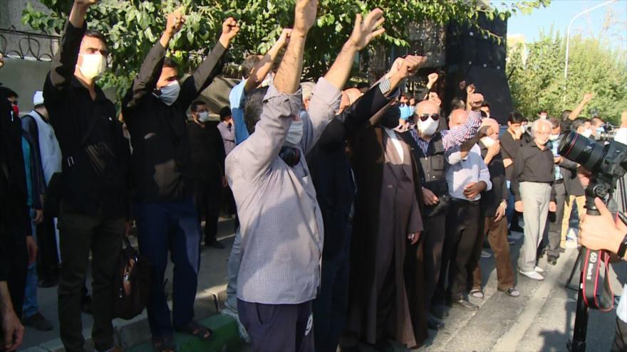 Irán condena la blasfemia de Charlie Hebdo contra el Profeta | HISPANTV